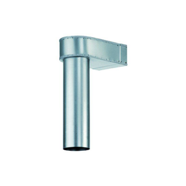 0018.0530 Maico Winkel 90° MF-WL100 80/200 für vertikalen Übergang Produktbild