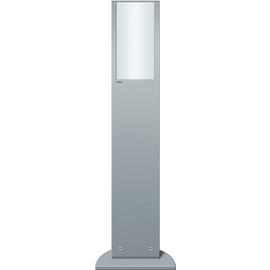 134326 GIRA 769mm Lichtelement Energiesäule Farbe Alu Produktbild