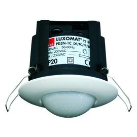 92196 BEG LUXOMAT PD3N-1C-DE weiß Deckeneinbau-Bewegungsmelder Produktbild