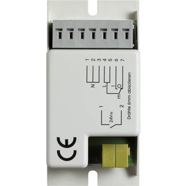 296500 GIRA Stromstoßrelais 2polig Rufsystem 834 Produktbild