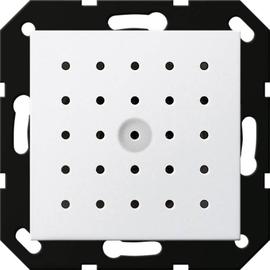 599003 GIRA Sprachmodul System 55 Reinweiß Produktbild