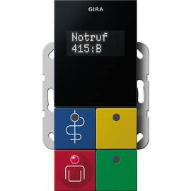 292500 GIRA Zimmerterminal Arzt Anwesenheit 2 Rufsystem 834 Produktbild