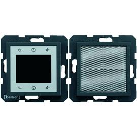 28801606 BERKER S.1/B.x Radio Touch anthrazit matt Produktbild
