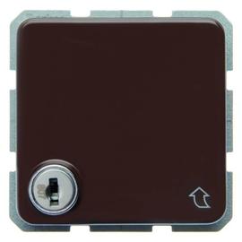 476301 BERKER SSD mit Klappdeckel und braun Produktbild