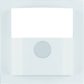 11908989 Berker S.1/B.x Abdeckung Automatikschalter polarw. glänzend Produktbild