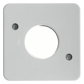 153009 BERKER WG UP Zentralstück für E10 Lichtsignal polarweiß Produktbild