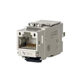 130B21-E Metz Connect C6Amodul K 180° Jack - Keystone Produktbild