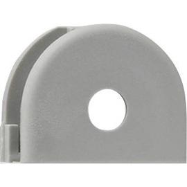 000942 Gira Kabeleinführung S Color Grau Produktbild