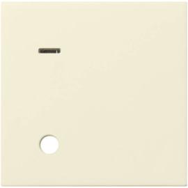 023301 Gira Abdeckung Ackermann 70045 A3 System 55 Cremeweiß Produktbild