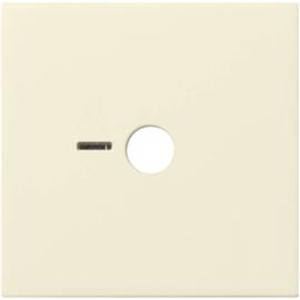 023401 Gira Abdeckung Ackermann 70006 C System 55 Cremeweiß Produktbild