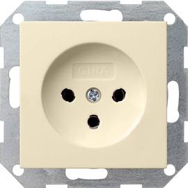 047901 Gira Steckdose HNA System 55 Cremeweiß Produktbild