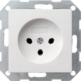 047903 Gira Steckdose HNA System 55 Reinweiß Produktbild
