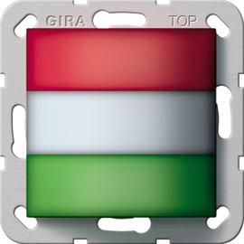 292100 Gira Zimmermodul Signalleuchte/Bettk Rufsystem 834 Produktbild