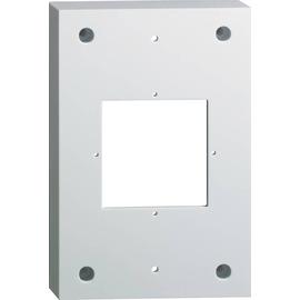 295400 Gira Aufputzsockel Gruppenzentrale Rufsystem 834 Grau Produktbild