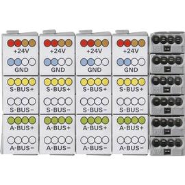 595600 Gira Ersatzklemme 6fach Rufsystem 834 Plus Produktbild