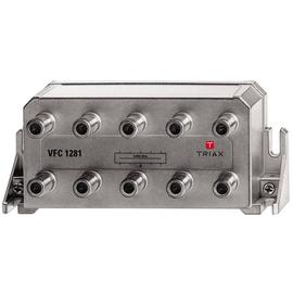 343018 Triax VFC 1281 1,2 GHz 8-fach Verteiler, 12,5 dB Produktbild