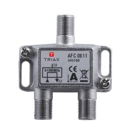 343100 Triax AFC 0611 1,2 GHz 1-fach Abzweiger, 7 dB Produktbild