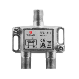 343102 Triax AFC 1211 1,2 GHz 1-fach Abzweiger,12 dB Produktbild