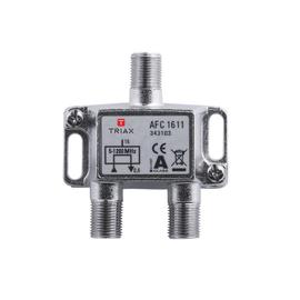 343103 Triax AFC 1611 1,2 GHz 1-fach Abzweiger, 16 dB Produktbild