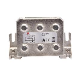 343136 Triax AFC 1641 1,2 GHz 4-fach Abzweiger, 16,5 dB Produktbild