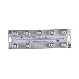 343254 Triax ACV 8 8-fach-Verteiler-BK 5-1000 MHz 12,2dB F-Anschlüsse Produktbild