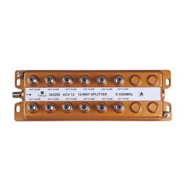 343255 Triax ACV 12 12-fach-Verteiler-BK 5-1000 MHz 14,5dB F-Anschlüsse Produktbild
