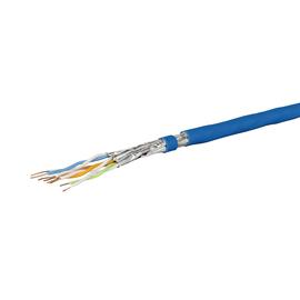 1308427032141 Metz Connect GC1000 Cat7 plus23 4P S/FTP blau AWG23 TR500 Produktbild