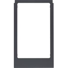 13207006 Berker BERKER K.1/Q.3 Rahmen Elcom Video eckig anthrazit matt Produktbild