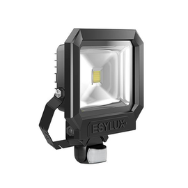 EL10810282 Esylux AFL SUN LED 50W 5K BK Fluter mit Bewegungsmelder 4500lm sw Produktbild