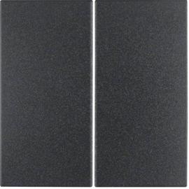 85142185 Berker BERKER S.1/B.x Berker.Net Taste 2fach anthrazit matt Produktbild