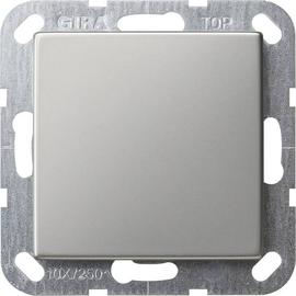 0268600 GIRA BLINDVERSCHLUSS SYSTEM 55 EDELSTAHL Produktbild