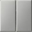 0295600 Gira Serien Wippe System 55 Edelstahl Produktbild
