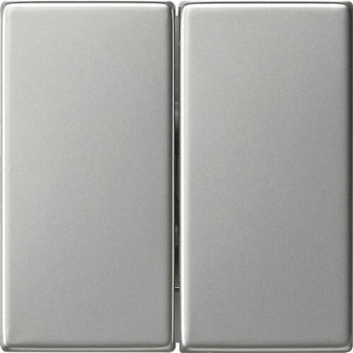 0295600 Gira Serien Wippe System 55 Edelstahl Produktbild Front View L