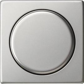 0650600 Gira Abd. Knopf Dimmer+ Potentiometer System 55 Edelstahl Produktbild