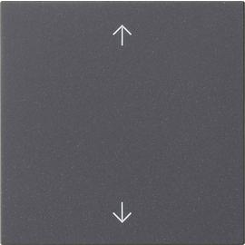 536128 Gira S3000 Bedienaufsatz Pfeilsymbole System 55 Anthrazit Produktbild