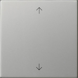 5361600 Gira S3000 Bedienaufsatz Pfeilsymbole System 55 Edelstahl Produktbild