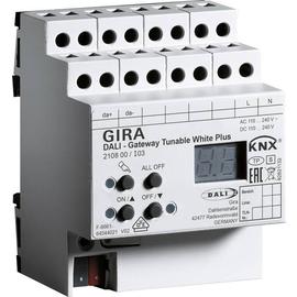 210800 Gira DALI Gateway Tunable White Plus 12x13.1cm 300dpi 10.1x11cm 356dpi Produktbild