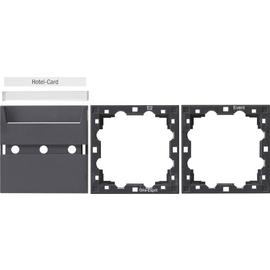 810628 Gira Zub. Hotel Card Taster System 55 Anthrazit Produktbild