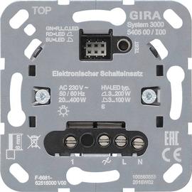 540500 Gira S3000 Schalteins. Einsatz Produktbild