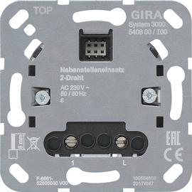 540800 Gira S3000 Nebenst.eins. 2 Draht Einsatz Produktbild