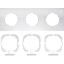 10108903 Berker BERKER S.1 IP44 Dichtungsset 3fach Produktbild