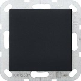 0268005 GIRA BLINDVERSCHLUSS SYSTEM 55 SCHWARZ MATT Produktbild