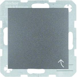 47521606 Berker Steckdose S.1/B.x SSD Klappdeckel für Dichtungsset anthrazit Produktbild