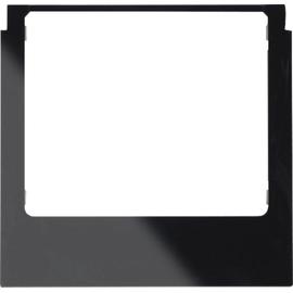 13192245 Berker BERKER R.3 Designrahmen für Elcom Audio und Touch Control schwa Produktbild