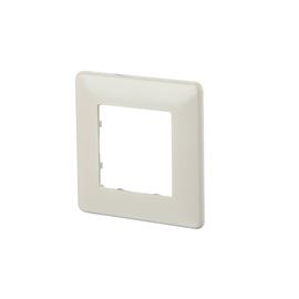 820395-0101-I Metz Connect Abdeckplatte für E DAT modulAnschlussdosen perlweißR Produktbild