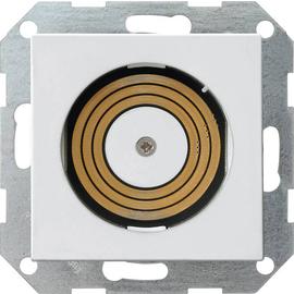 2688102 Gira P&L Lichtsteckdose Elektronik Reinweiß Produktbild