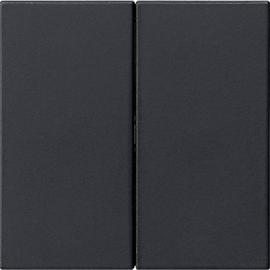 5362005 Gira S3000 Bedienaufs. 2f System 55 Schwarz m Produktbild