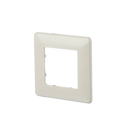 820395-0102-I Metz Connect Abdeckplatte für E DAT modulAnschlussdosen reinweißR Produktbild