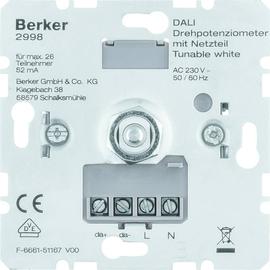 2998 Berker BERKER DALI Drehpotentiometer mit Spannungsversorgu Produktbild