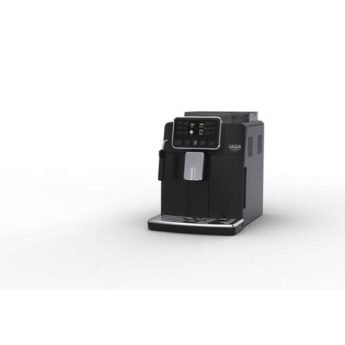RI9600/01 Gaggia CADORNA STYLE Kaffeevollautomat schwarz Produktbild Front View L